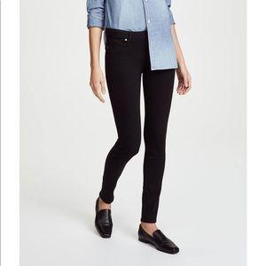 PAIGE black Ultra Skinny Verdugo Jeans